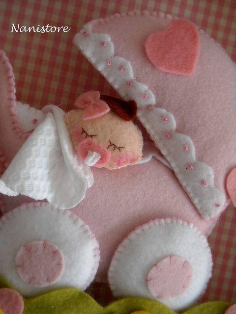 Gabriela Baby by ♥Nanistore♥, via Flickr Lembrancinha ou decoração