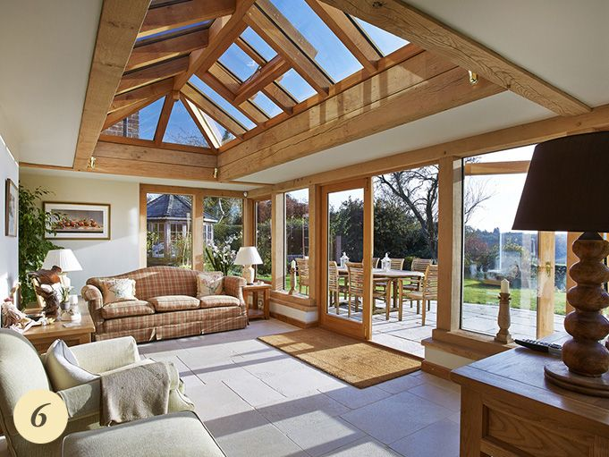 The 16 best ideas about Oak framed garden rooms on Pinterest