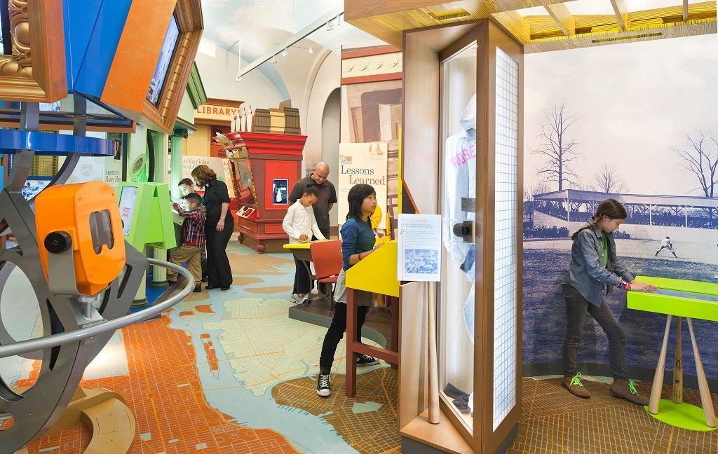 the DiMenna Children's History Museum New York