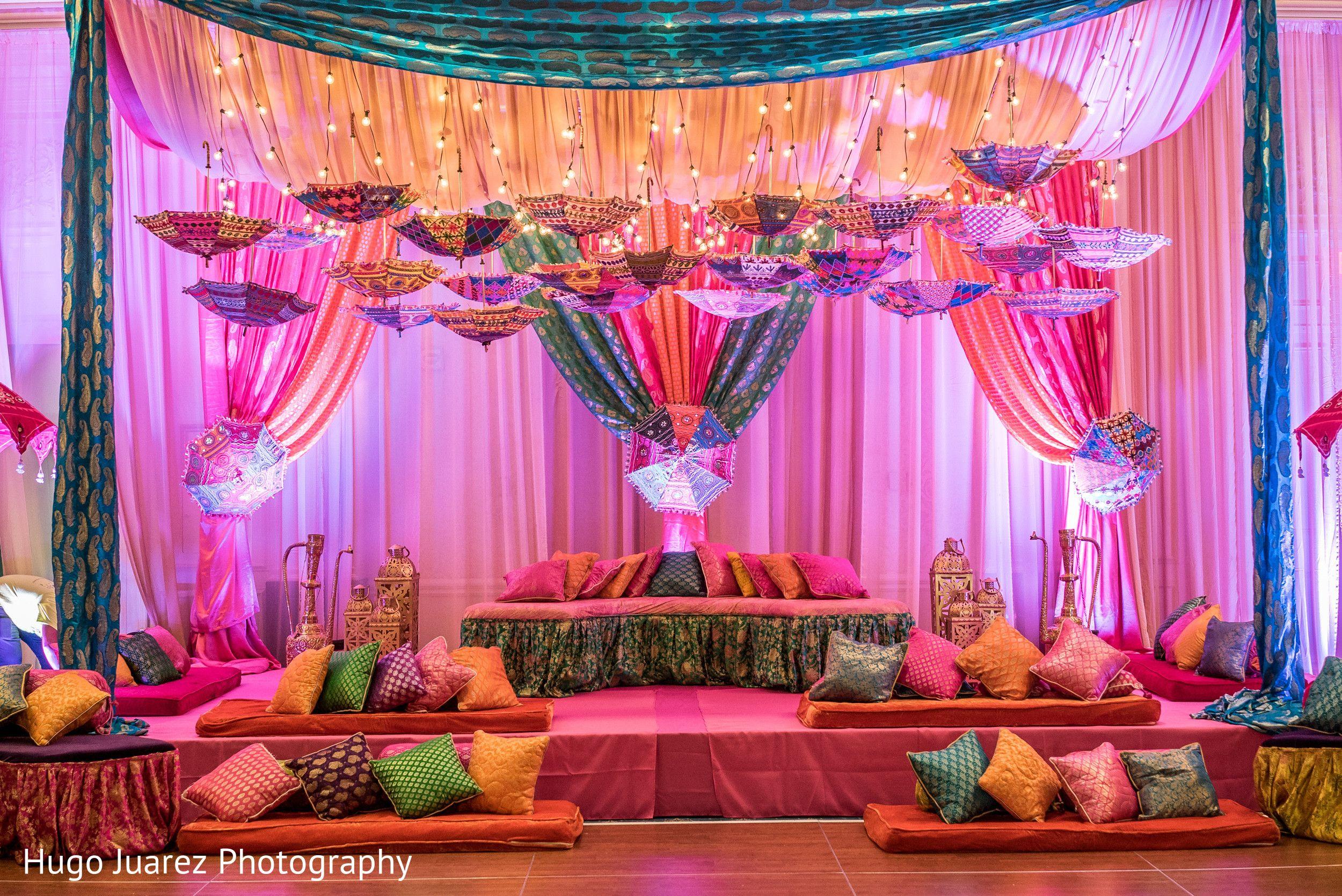 The sangeet celebration is underway! | Prom | Pinterest ...