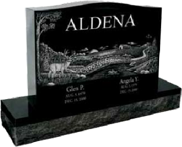 Beautiful Headstone Cemetery Headstones Granite