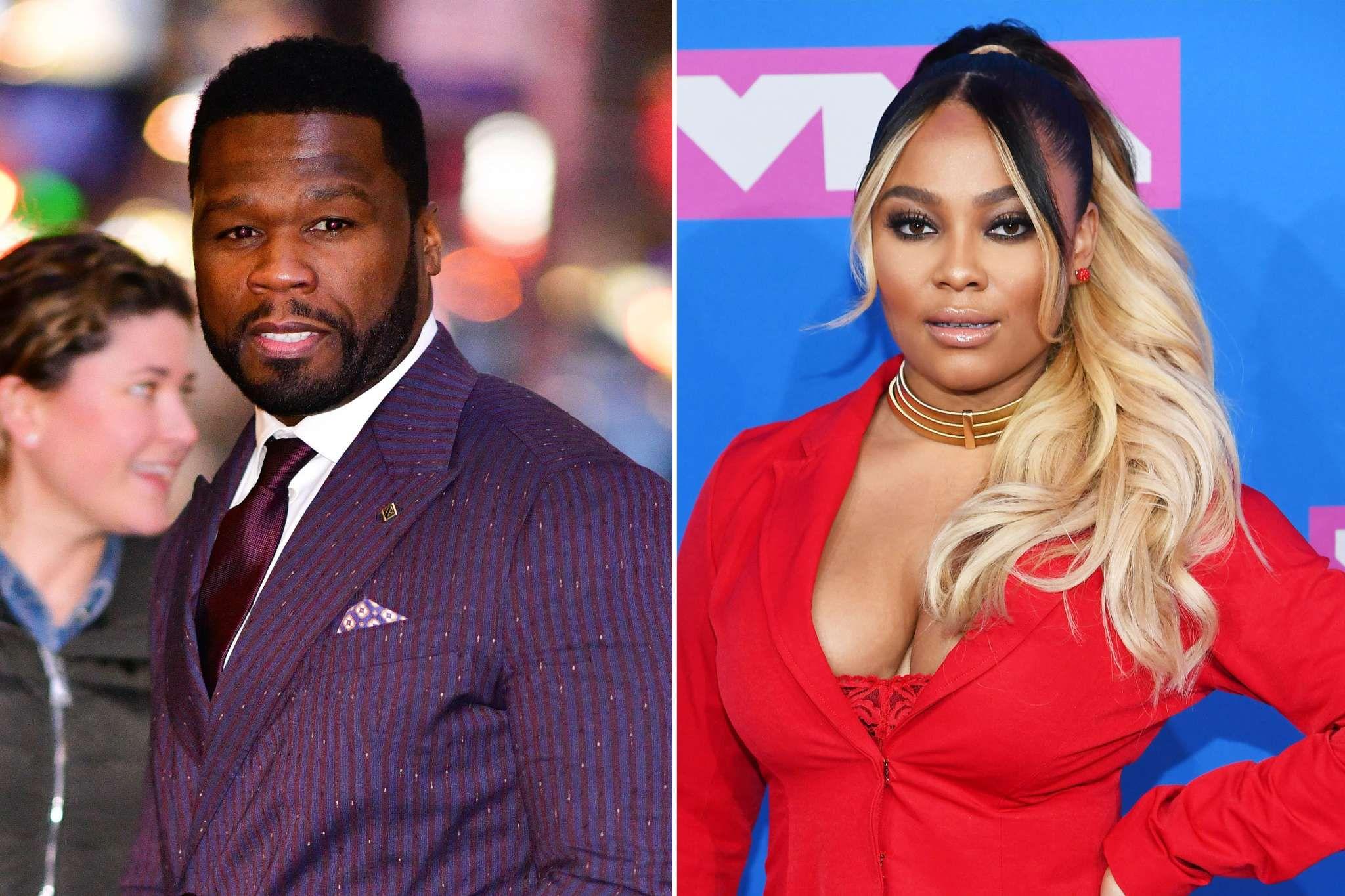 50 Cent Drags Teairra Mari After Report An Arrest Warrant Was