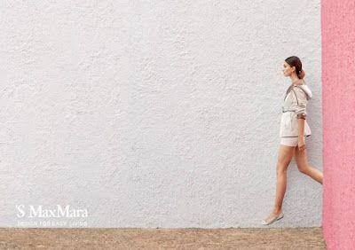 S Max Mara Ad Campaign Spring/Summer 2012