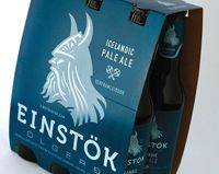 Icelandic Einstök beer packaging   Art and design inspiration from around the world - CreativeRootsArt and design inspiration from around the world – CreativeRoots