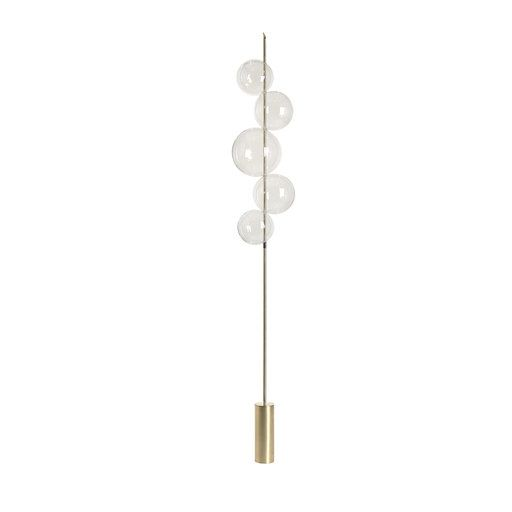 Grandine five light floor lamp shop silvio mondino studio online at artemest contemporary