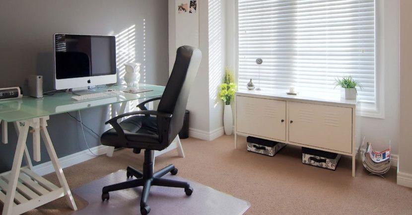 Ideas para decorar un despacho pequeño en casa   Despacho en casa ...