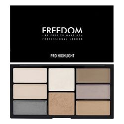 Freedom Makeup London Pro Highlight Palette