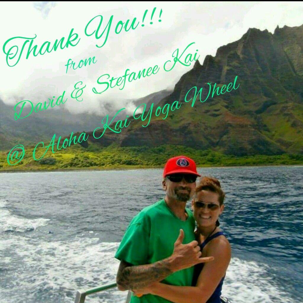 Thank you to all of our amazing customers who are loving their ALOHA KAI YOGA WHEELS!  www.alohakaiyogapilates.com