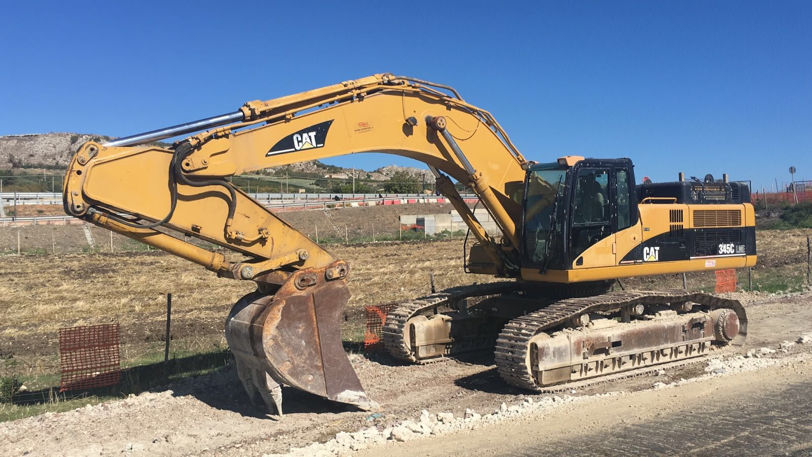 Caterpillar 345CL ME for sale Heavy equipment, Monster
