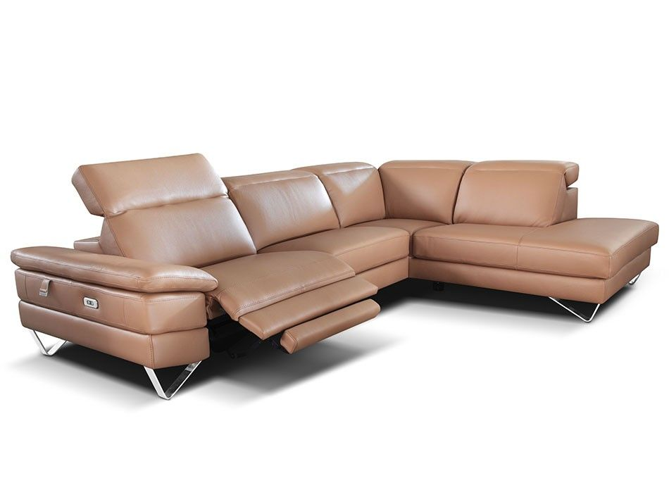 Modern Sectional Sofa Recliner Miller By Seduta D Arte Www Umodstyle Com Sofa Sectional Sofa Sectional Sofa With Recliner