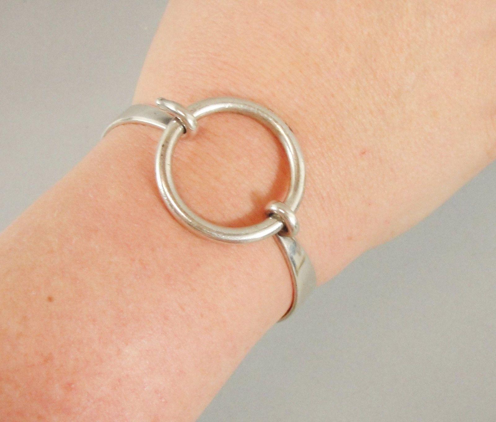 Vintage Art Modern Sterling Silver 925 Designer Hans Hansen Denmark Bracelet | eBay