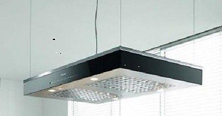 Dunstabzug da 6700 d aura edition 6000 design inselhaube für umluft