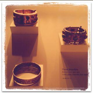 Roman bangles :)