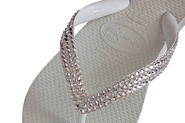 5592511902dd How to Crystallize Havaianas Flip Flops Tutorial – Deco Princess ...