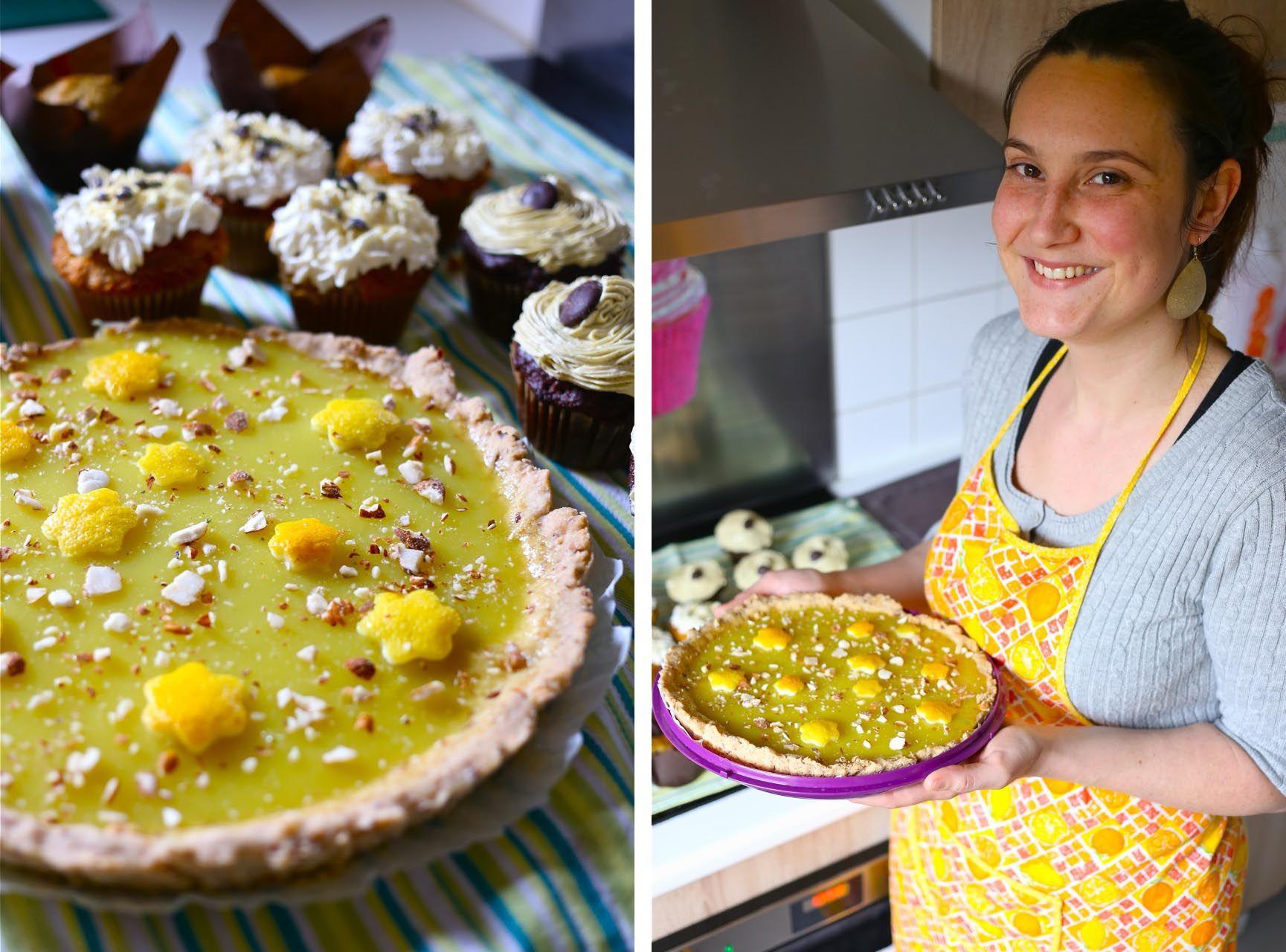 Végétayelle  pâtisserie bio et vegan livrées à domicile
