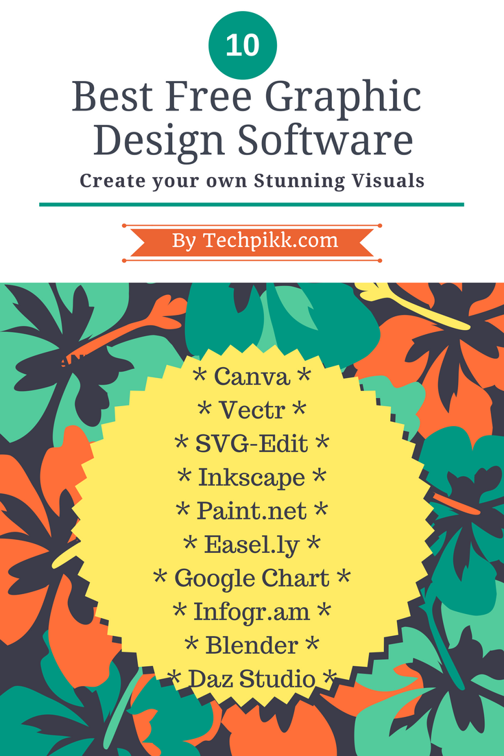 Best Free Graphic Design Software for Beginners 2019