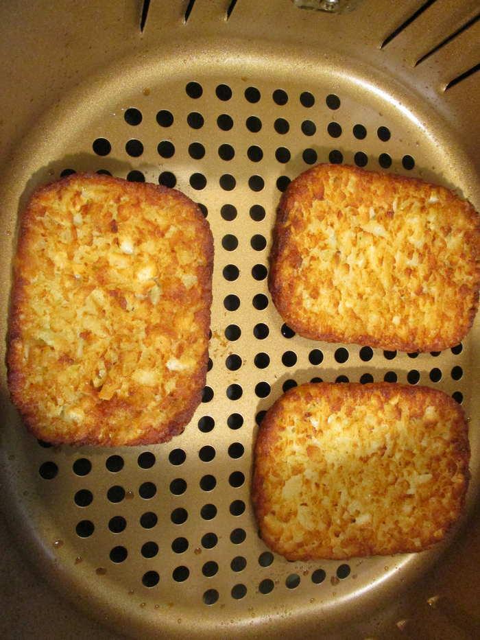 air fryer hash browns cooking Air fryer recipes