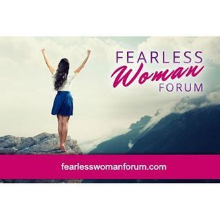 Want more confidence?  Become confident, QUIET DOUBT and conquer your fears!  Applications are now being accepted for the 2015 Fearless Woman Forum. Click the link in the bio for more!