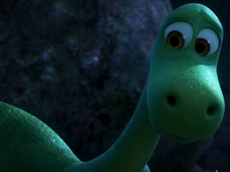 WATCH: The New Good Dinosaur Trailer