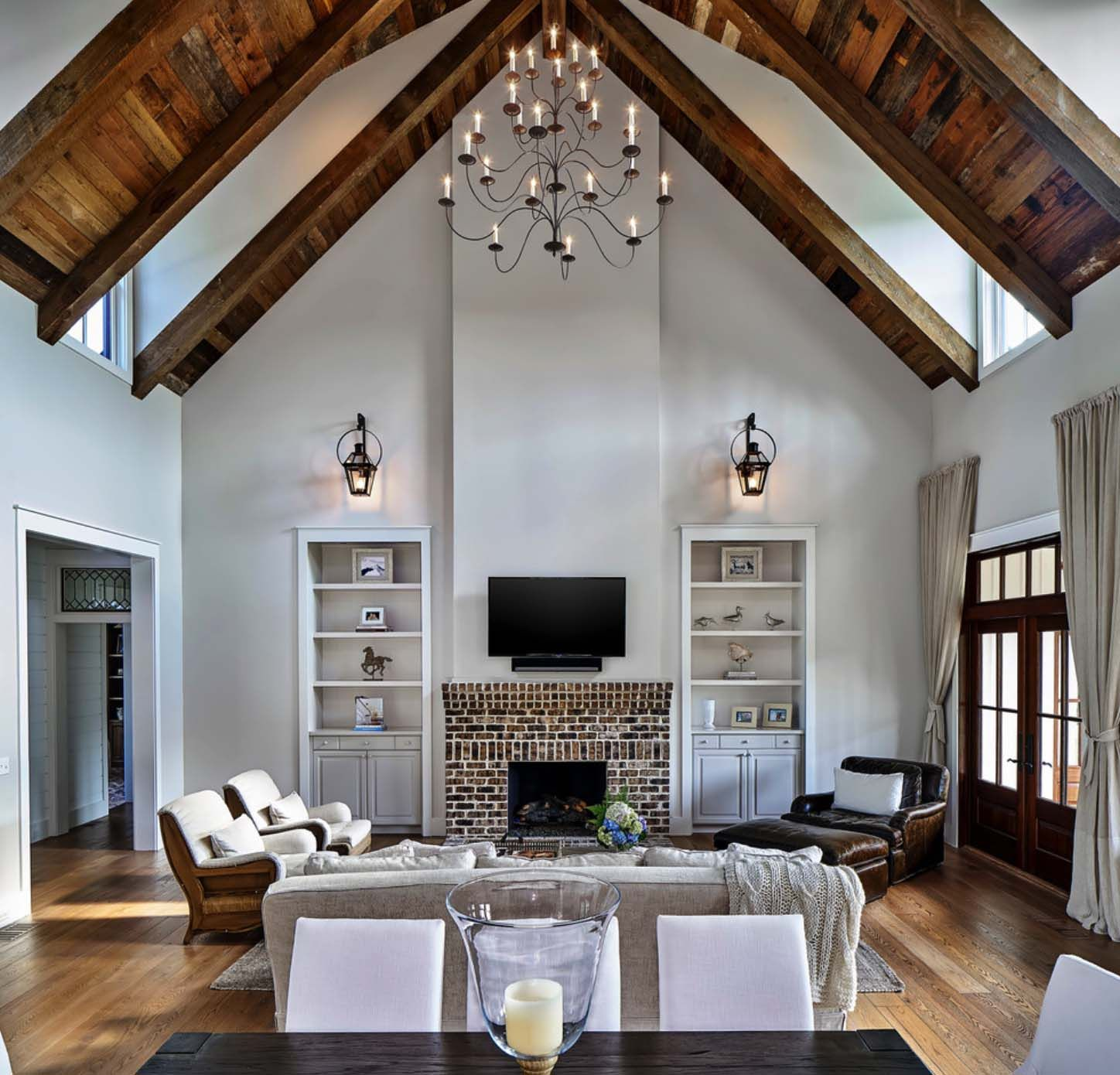 Exquisite south carolina farmhouse evoking a low country for Low country architecture