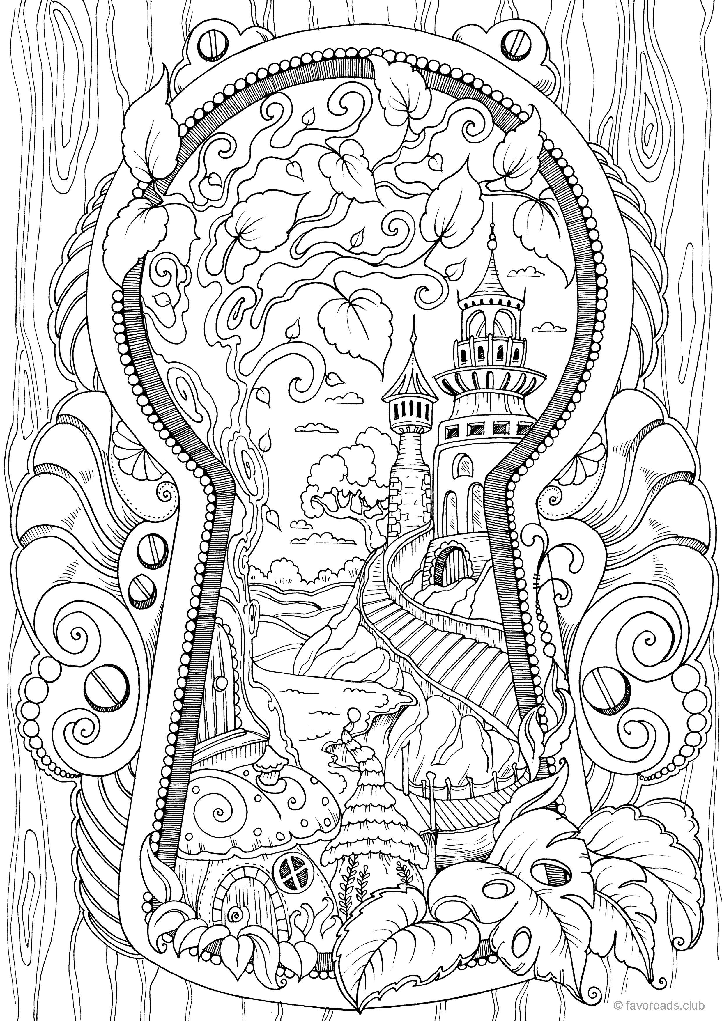 - Adultcoloringpages Detailed Coloring Pages, Cute Coloring Pages