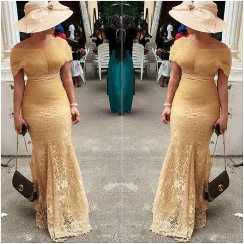 Plus Size African Lace Mermaid Evening Dresses 2017 Long Nigerian Evening Gown Plus Tamanho Vestido Lace Evening Dresses Silk Evening Dress Lace Dress Styles
