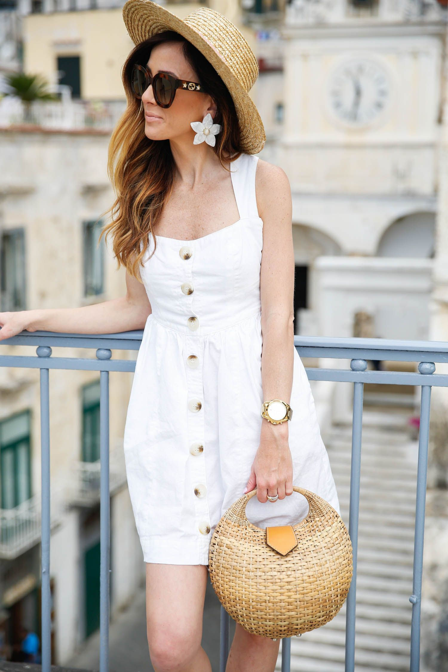 The Most Perfect Summer Dress Under 100 Alyson Haley Everyday Fashion Outfits Summer Dresses White Dress Summer [ 2250 x 1500 Pixel ]