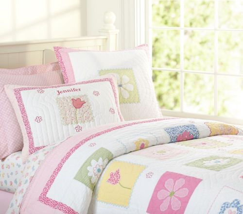 Pottery Barn Jennifer Quilt Baby Furniture Bed Bed Gifts