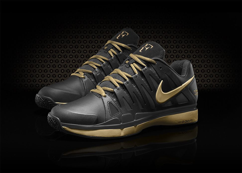 new concept 53b65 3b0f9 Nike celebrates Roger Federer record with special edition Zoom Vapor 9 Tour