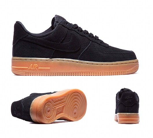 Nike Womens Air Force 1  07 Trainer  fd9c207f0