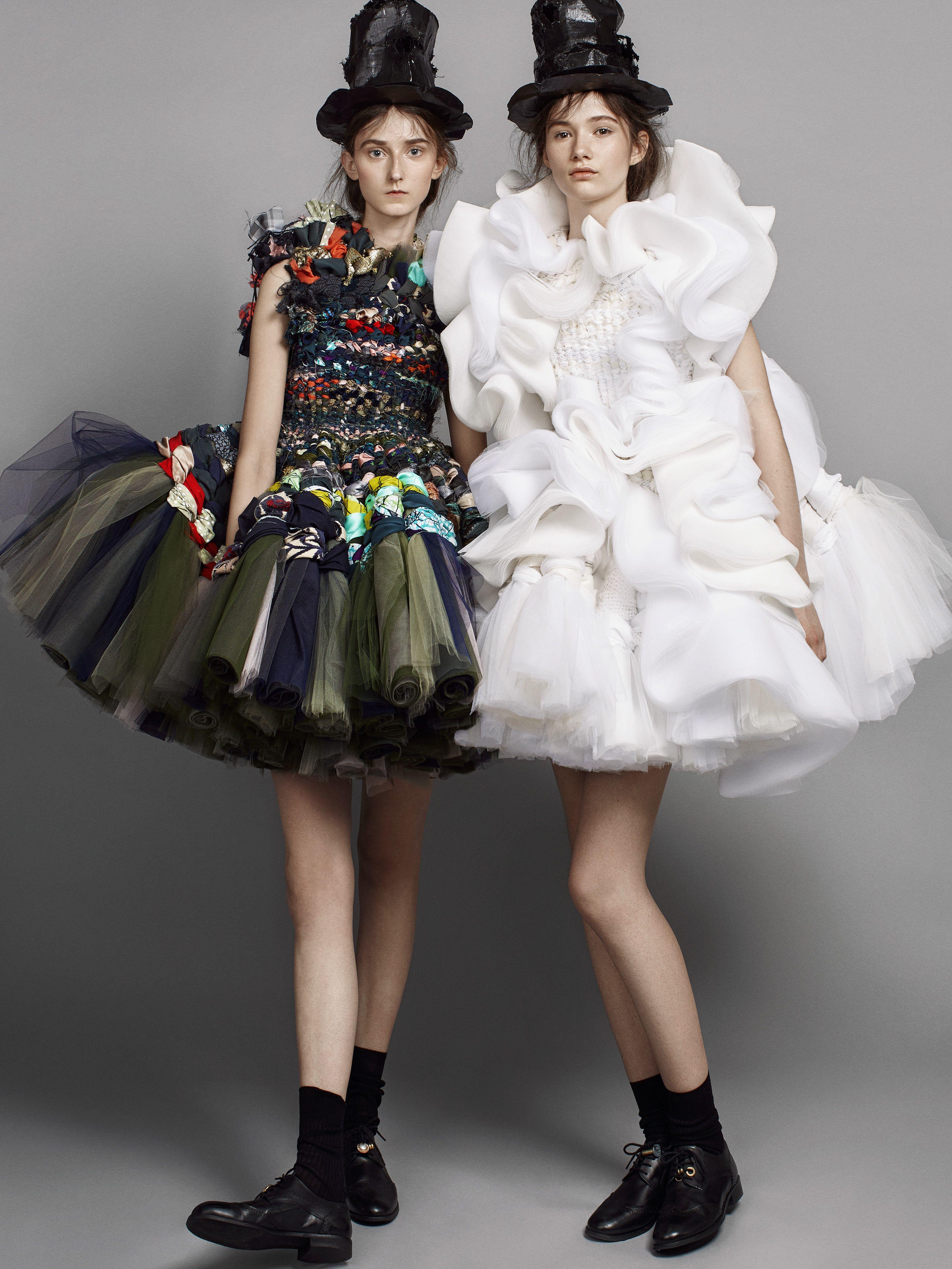 Viktor&Rolf, Vagabonds, Haute Couture, Autumn/Winter 2016 ...
