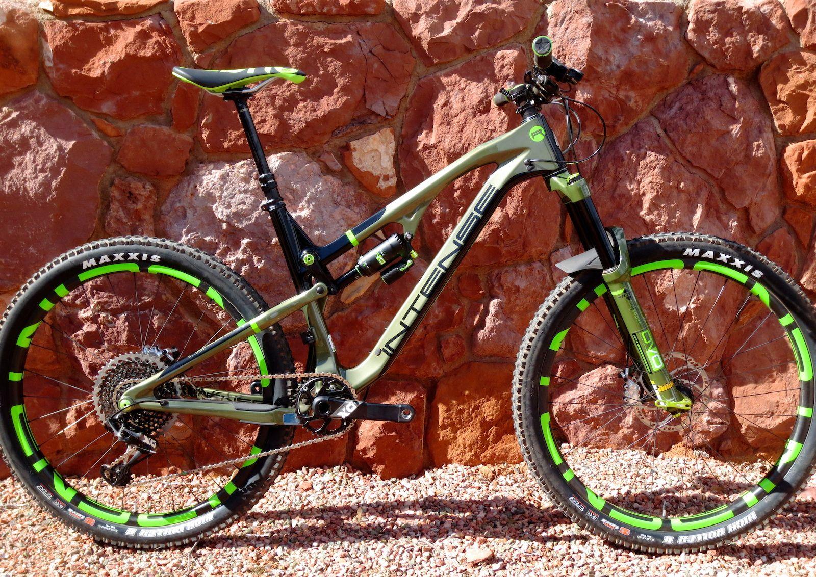 Intense Dvo Recluse Limited Edition Intense Bikes