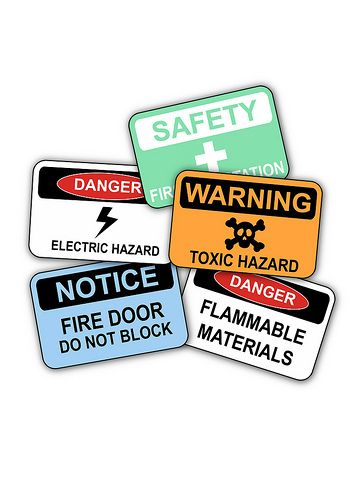 workplace safety signs background checks save companies money