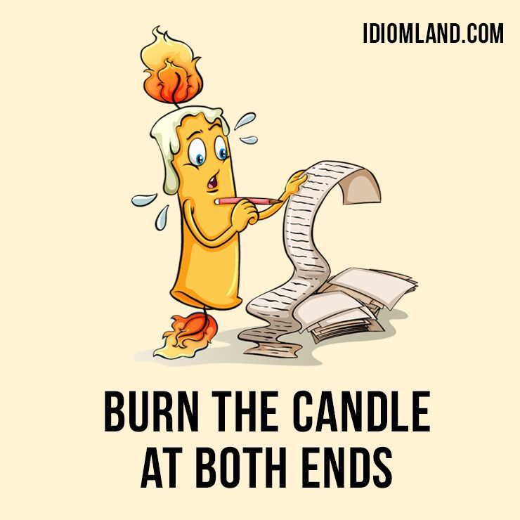 Hello Everybody Here We Are Our Idiom Of The Day Is Burn The