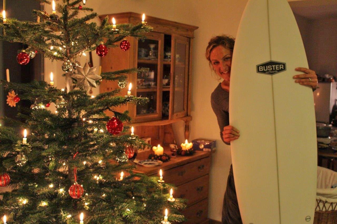 Annina Goldfuß | Weihnachten 2014 | Geschenk vom besten Bruder auf der Welt