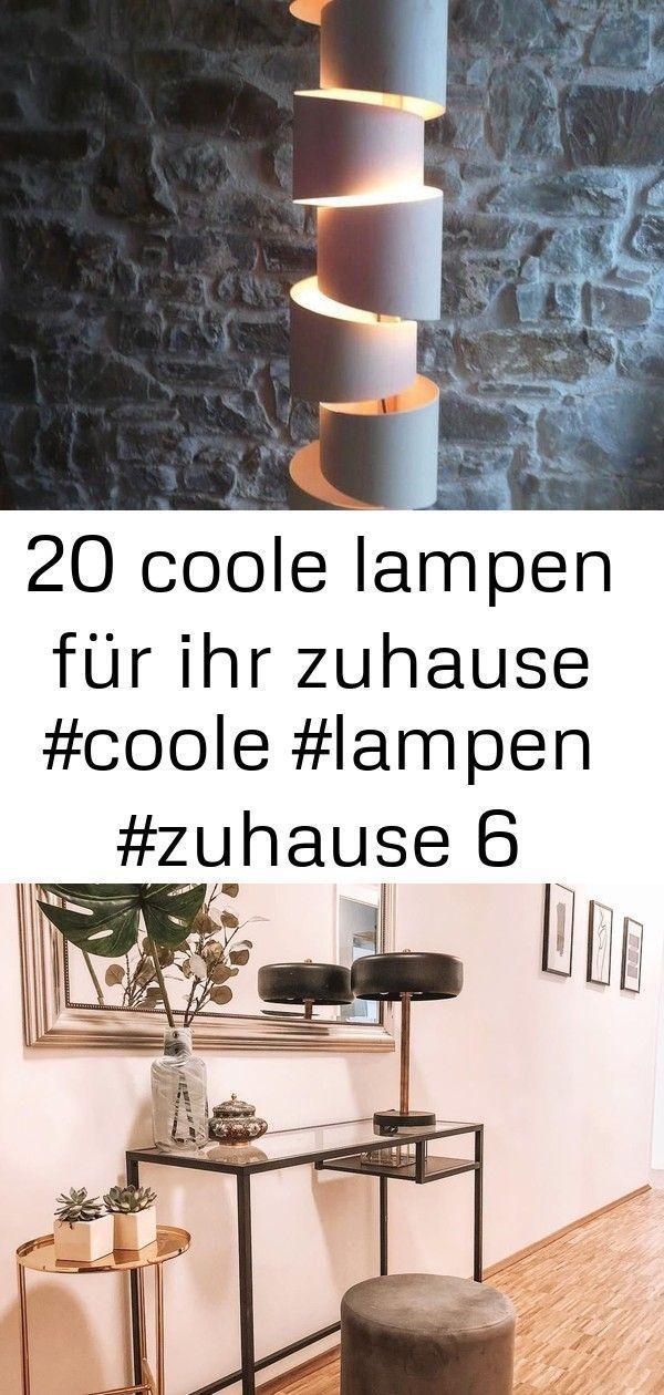 #coole #für #ihr #Lampen #Zuhause #coole
