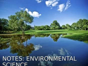 Ppt unit 1: introduction to environmental science powerpoint.