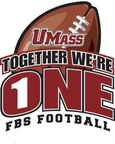 UMass University of Massachusetts Minutemen football - the