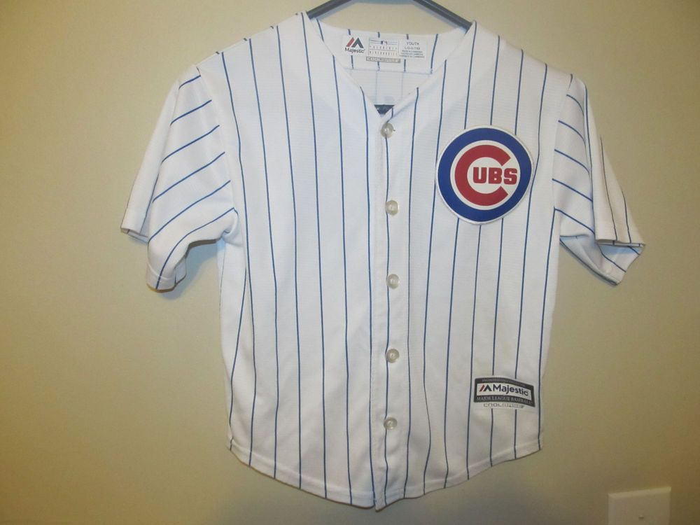 a7ca3727b18 ... coupon code kris bryant chicago cubs jersey majestic cool base toddler  6t 117cc 474e6