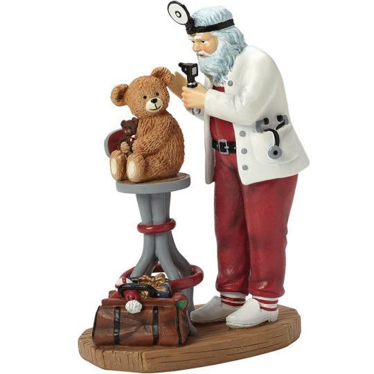 Dr. Claus Figurine by Pipka
