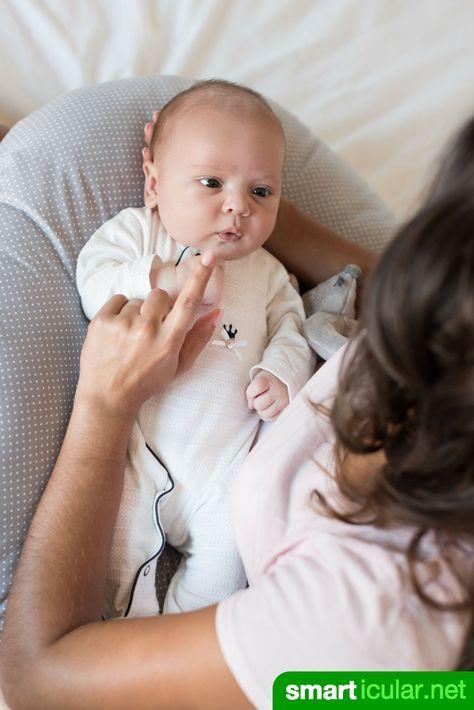 Vom Stillbeginn zum Abstillen: Mit diesen Tipps und natürlichen Hausmitteln kommen du und dein Baby optimal durch die Stillzeit.