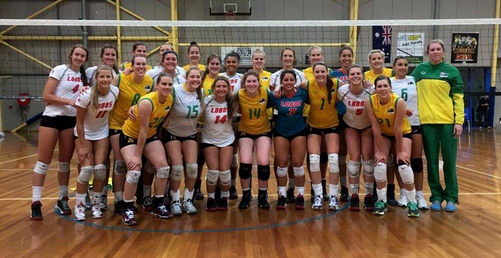 The University Of New Mexico Lobos Women Volleyball Volleyball News University Of New Mexico