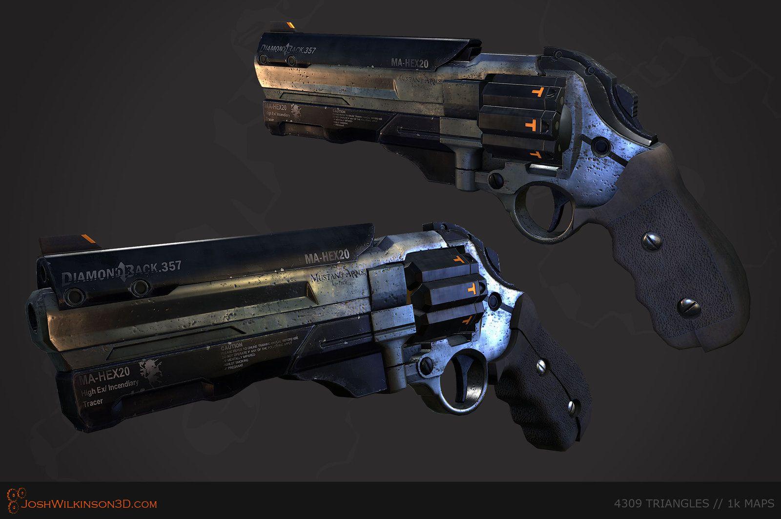 Hypothetical Modern top break revolver  Split from semiautomatic