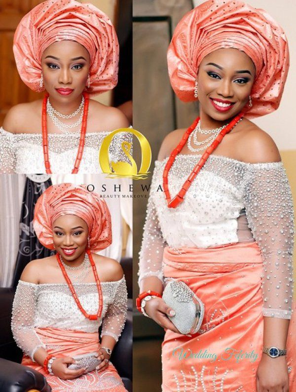 Igbo Traditional Wedding Bride Groom And Bridesmaids Inspiration For 2017 Gorgeous Attires C