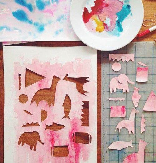 A day in the life: Christine Schimdt on Design*Sponge