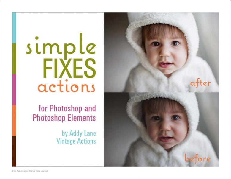 Simple Fixes Action Set | Ella Publishing Co.