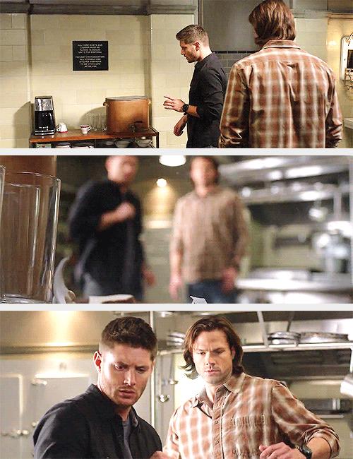 "(gif set) Supernatural 9x14 ""Captives"""