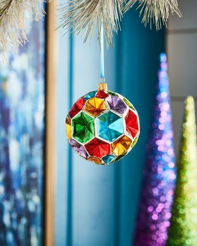 Silverado Playful Brights Collection Kaleidoscope Ornament ...