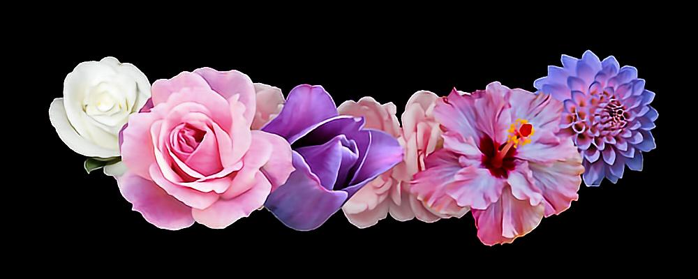 Freetoedit Br Ftestickers Flowers Flowercrown Br Remixit Flower Crown Tumblr Tumblr Flower Transparent Flowers