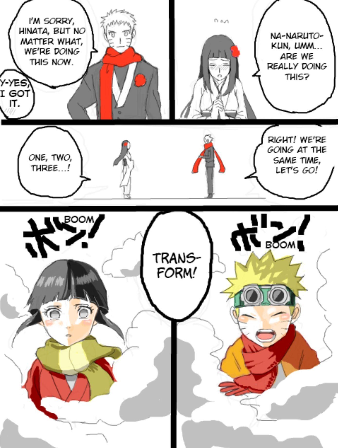 Pin by minato namikaze on Naruhina family manga Naruhina